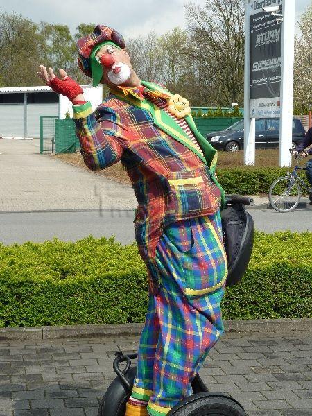 Parcours mieten & vermieten - Segway, Professioneller Segway Parcours in Essen