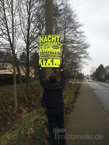 Werbeflächen mieten & vermieten - 1A-Plakatierung in Herzberg (Elster)
