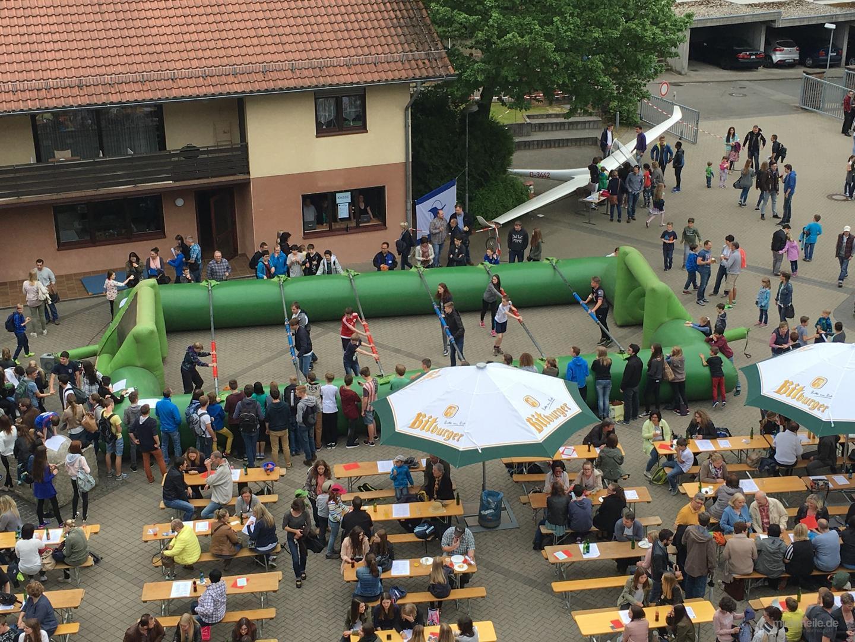 Menschenkicker mieten & vermieten - Riesenkicker -  in Altenglan