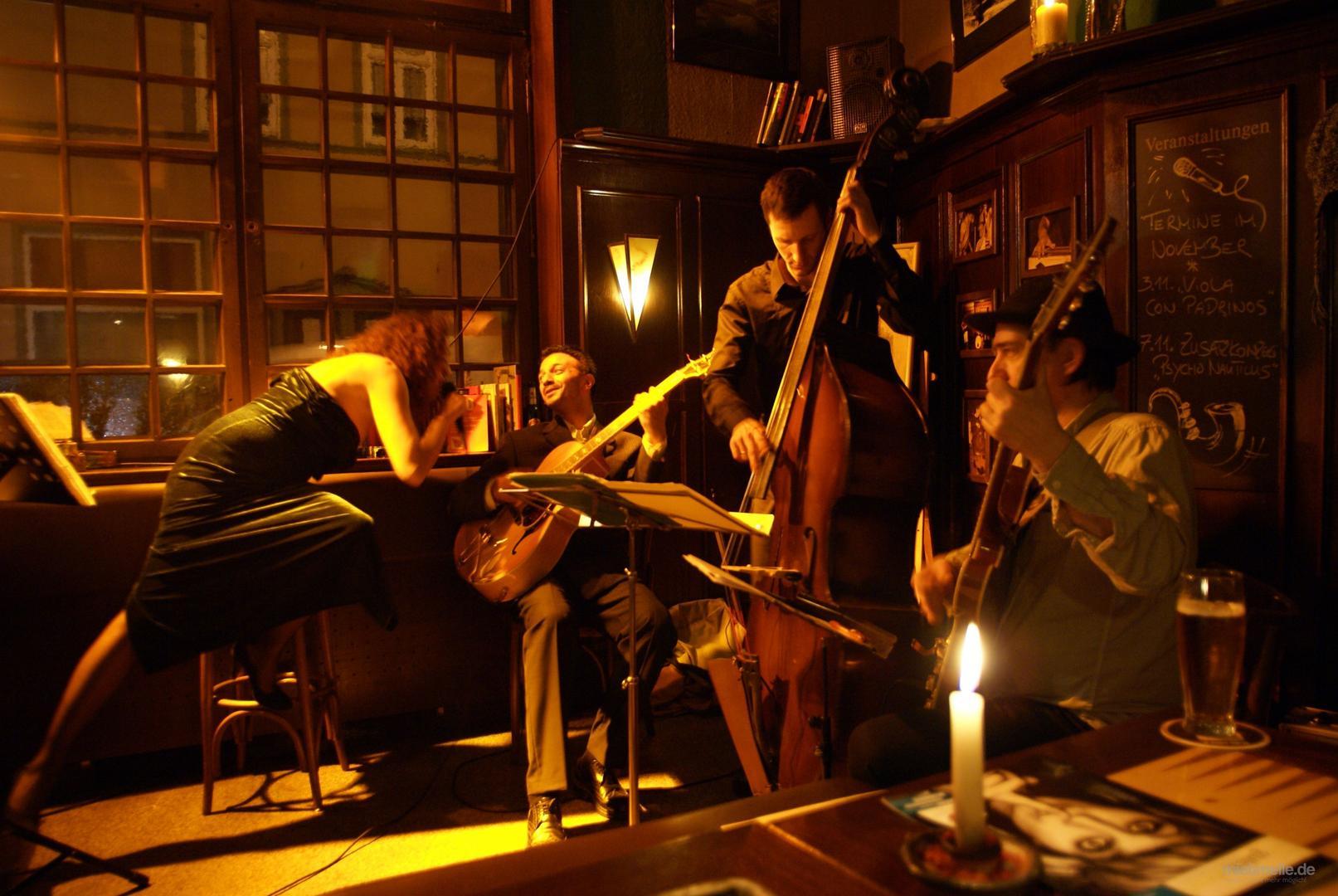 Bands mieten & vermieten - Professionelle Jazzband aus Berlin für Ihre Feier in Berlin