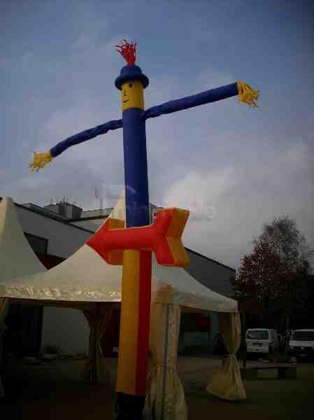 Skydancer mieten & vermieten - Skydancer mieten in Frankfurt Main, Mainz  in Ginsheim-Gustavsburg