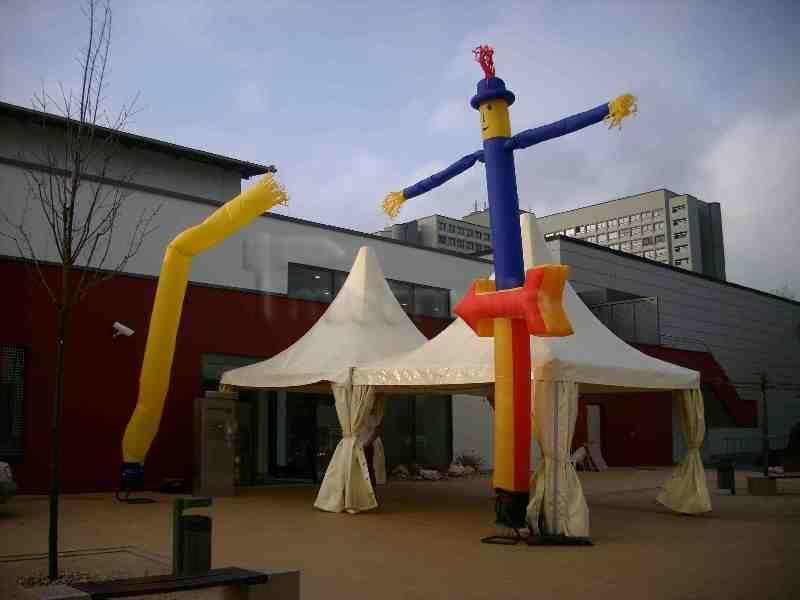 Skydancer mieten & vermieten - Skytube mieten in Frankfurt Main, Mainz, Wiesbaden in Ginsheim-Gustavsburg