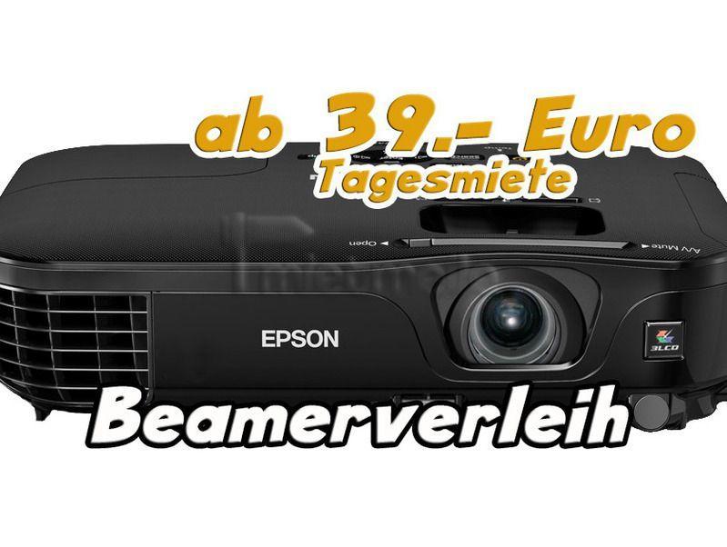 Beamer mieten & vermieten - LCD Beamer verleih Nürnberg in Nürnberg