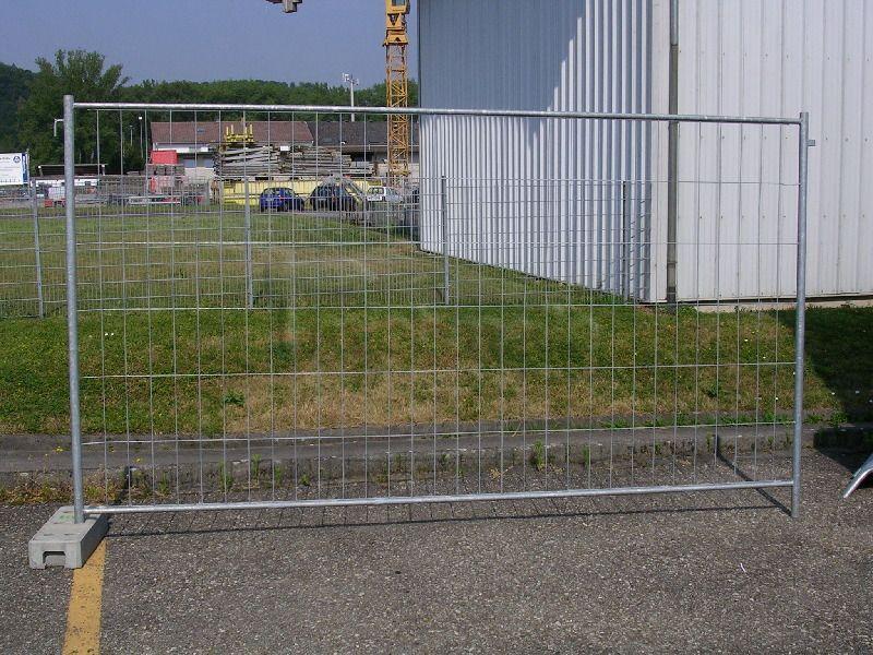 Bauzaun mieten & vermieten - Bauzaun in Waldshut-Tiengen