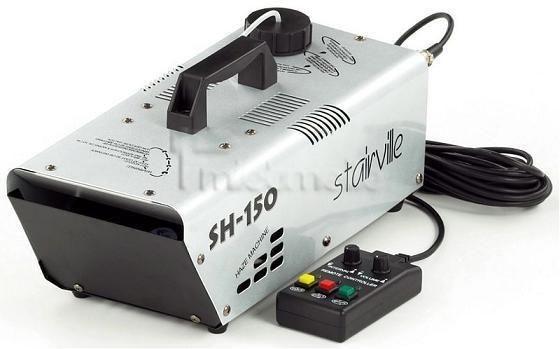 Nebelmaschine mieten & vermieten - Dunsterzeuger / Hazer Stairville SH-150 in Bad Endorf