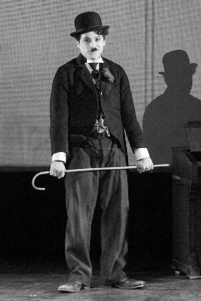 Double mieten & vermieten - Charlie Chaplin Double Joseph Sternweiler in Berlin