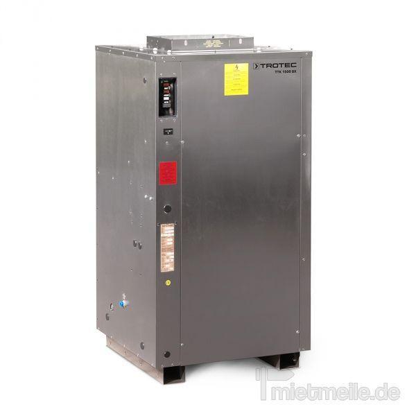 Luftentfeuchter mieten & vermieten - Kondenstrockner Trotec TTK 1500 BX (Edelstahl) in Heinsberg
