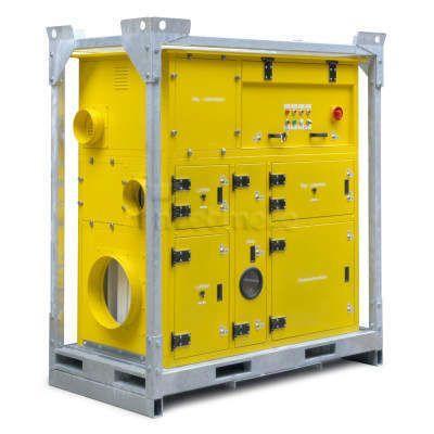 Luftentfeuchter mieten & vermieten - Adsorptionstrockner Trotec TTR 2400 in Heinsberg
