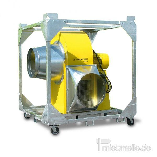 Ventilator mieten & vermieten - Radialventilator Trotec TFV 900 in Heinsberg