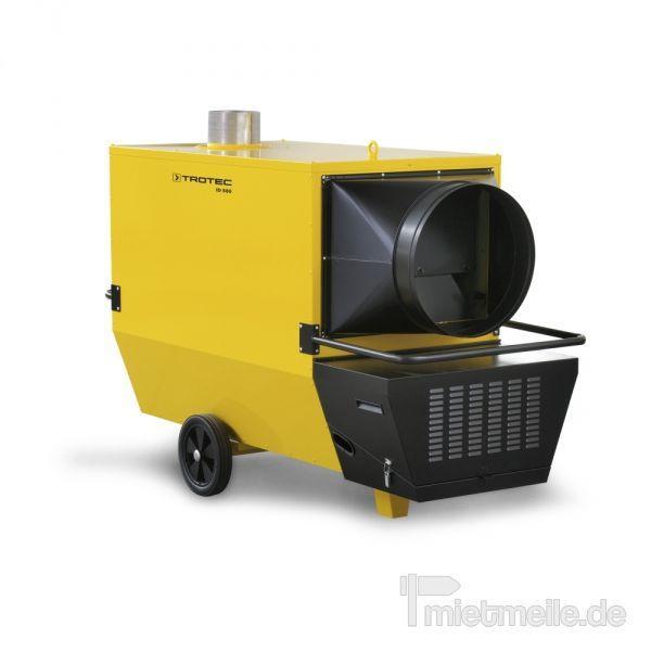 Heizung mieten & vermieten - Indirekt Ölheizer Trotec ID 500 (Axial) in Heinsberg