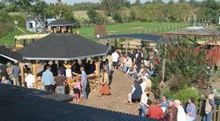Partyräume mieten & vermieten - Gastroraum mit Heuherberge und großem Spielgelände in Kasseburg