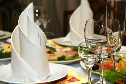Hochzeitsdekoration mieten & vermieten - Stoffserviette, Serviette, Tischserviette, Stoffse in Wuppertal