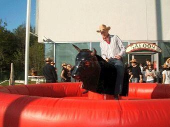 Bullriding mieten & vermieten - Rodeo, Bullenreiten, Bullriding verleih in Göppingen