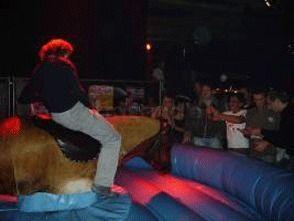 Bullriding mieten & vermieten - Rodeostier, Bullenreiten, Bullridingverleih in Göppingen