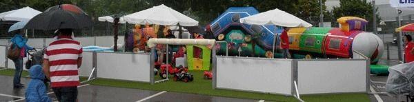 Kindersachen mieten & vermieten - Spielplatz XXL, spielmobil mieten, leihen, verleih in Göppingen