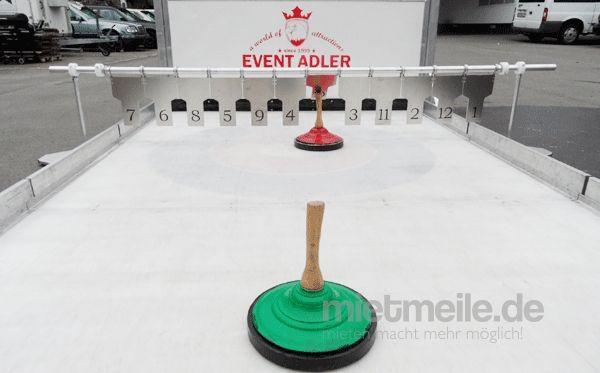 Curlingbahn mieten & vermieten - Eisstockbahn, Curlingbahn mieten, leihen in Göppingen