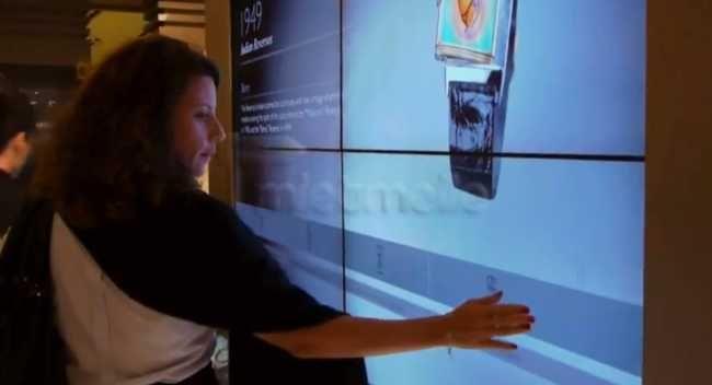 LCD Monitore mieten & vermieten - Multi-Touch-Bildschirme randlos seamless Monitore in Dresden