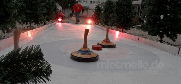 Curlingbahn mieten & vermieten - Eisstockbahn, Curlingbahn mieten, leihen, verleih, vermietung, in Göppingen