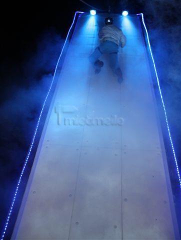Kletterwand mieten & vermieten - mobile Eiskletterwand  in Ense