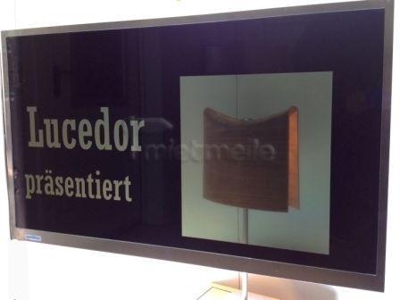 LCD Monitore mieten & vermieten - Transparenter Bildschirm durchsichtiger mieten in Dresden