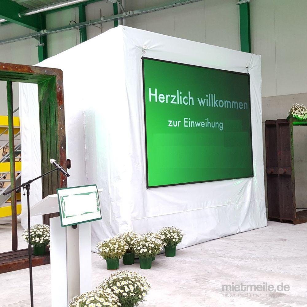 LCD Monitore mieten & vermieten - Public Viewings, Partys, Festivals, Clubs, Sportevents - Indoor oder Outdoor, Videowall, Videowand in Remchingen