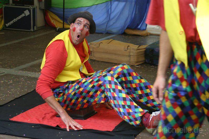 Clown mieten & vermieten - Clown Marco mit Quatschgarantie in Aachen