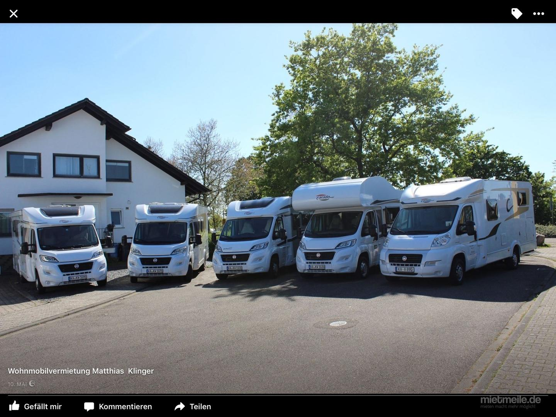 Wohnmobile mieten & vermieten - Wohnmobilvermietung Carado T  T 447 / T 448/T 449 in Bad Schönborn