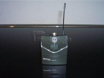 Tontechnik mieten & vermieten - AKG / Audix Funk Headset WMS 450/PT in Trittau