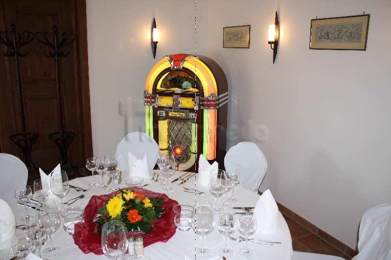 Hochzeitsfeier mieten & vermieten - CD-Jukebox Wurlitzer OMT mieten Frankfurt,Mainz in Ginsheim-Gustavsburg