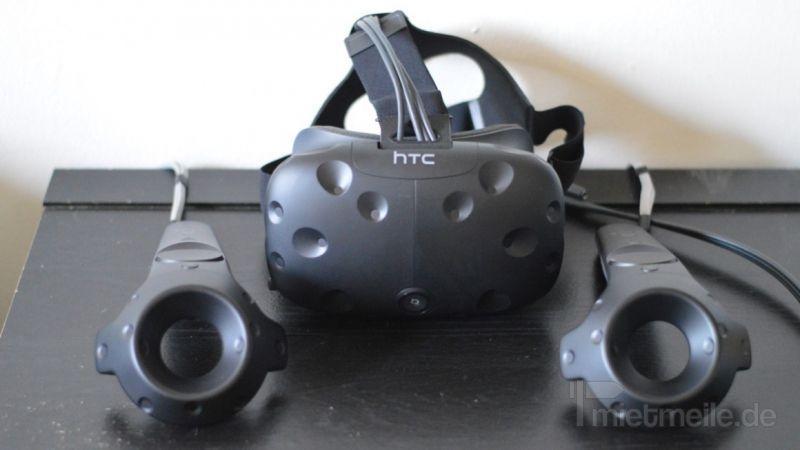 Spielekonsolen mieten & vermieten - HTC VIVE 3D VR Brille in Neunkirchen am Sand