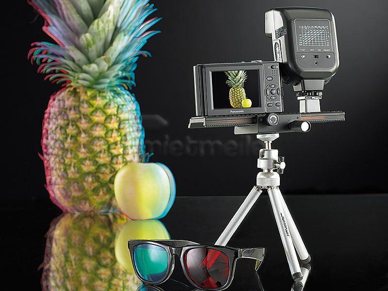Kamerazubehör mieten & vermieten - 3D Stereo Fotoequipment »  3D Stereoschlitten » in Neunkirchen am Sand