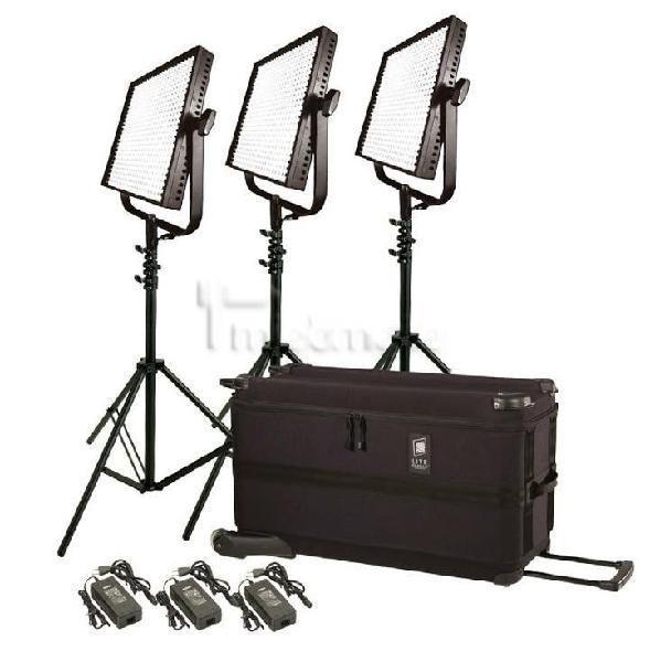 Kamerazubehör mieten & vermieten - 3er SET LED Panel in Ratingen