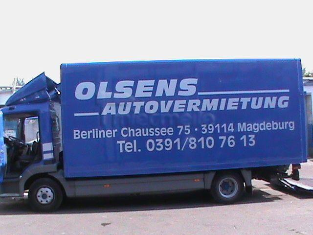Transporter mieten & vermieten - Transporter für kleine Kasse in Magdeburg