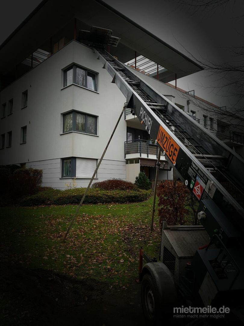 Möbellift mieten & vermieten - Möbellift-Möbelaufzug-Umzugslift-Umzug Hannover in Hannover