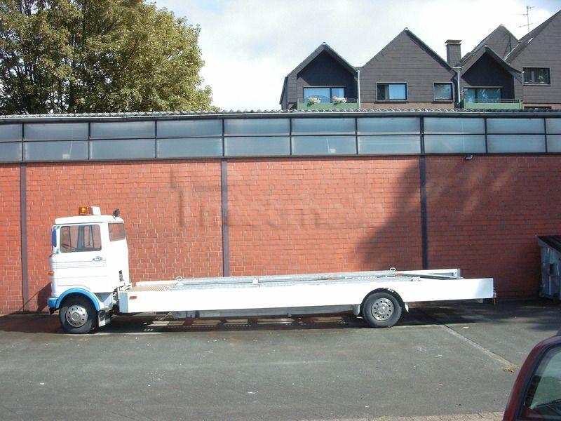 Abschleppwagen mieten & vermieten - Abschleppwagen u. Bootstransporter in Herdecke