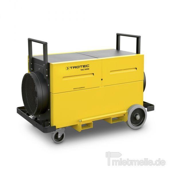Luftreiniger mieten & vermieten - Luftreiniger Trotec TAC 5000 in Heinsberg