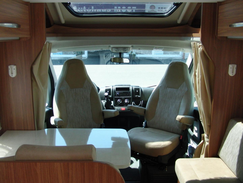 Wohnmobile mieten & vermieten - Wohnmobil Carado T 448 / Einzelbetten Hubbett in Kitzingen