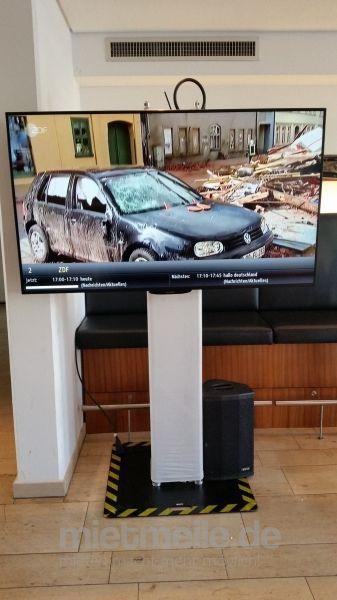 "LCD Monitore mieten & vermieten - Telefunken 65"" Full HD Display in Braunschweig"
