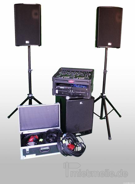 Musikanlage mieten & vermieten - Musikanlage in Stuhr