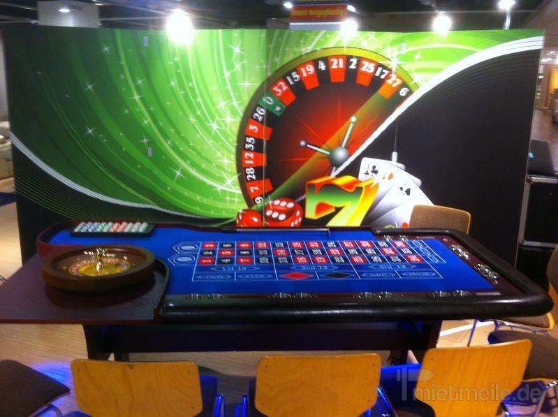 Gewinnspiele mieten & vermieten - Casino - Nacht der Spiele in Bramsche