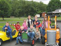 Funcars mieten & vermieten - Route 66 - KinderAutoland in Bramsche