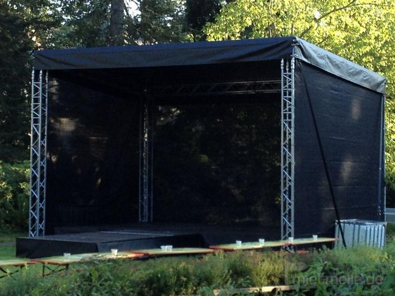 Bühne mieten & vermieten - Bühne 6x4m in Chemnitz