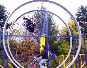 Großspielgeräte mieten & vermieten - Bike Looping, Fahrrad in Würzburg
