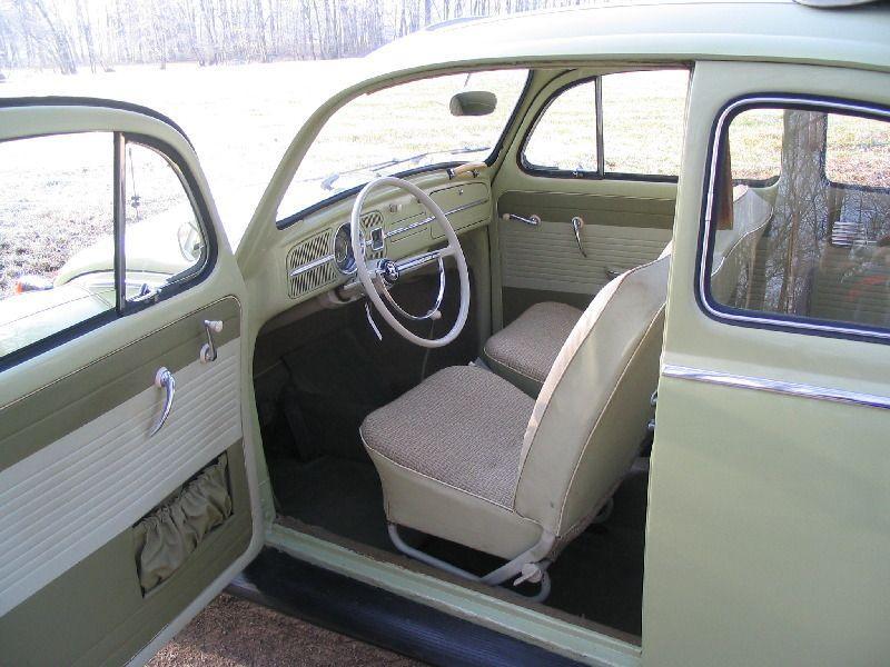 Oldtimer mieten & vermieten - VW Käfer mit Faltdach/Oldtimer/Klassiker/Volkswagen in Freiburg im Breisgau