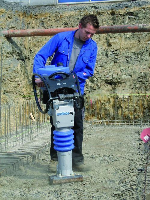 Vibrationsstampfer mieten & vermieten - Vibrationsstampfer ca. 75 kg in Essen