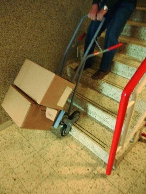 Sackkarre mieten & vermieten - Treppenkarre bis 200 kg in Bochum