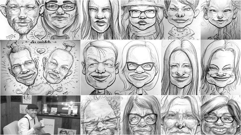 Schnellzeichner mieten & vermieten - Karikaturist PHONO in Gera