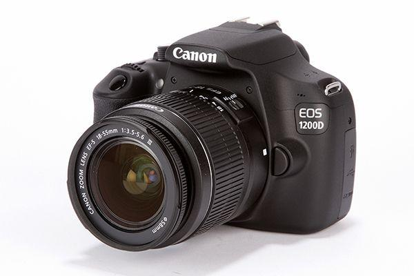 Fotokamera mieten & vermieten - DSL Fotocamera Canon EOS 1200D Set Spiegelrelefex in Bonn