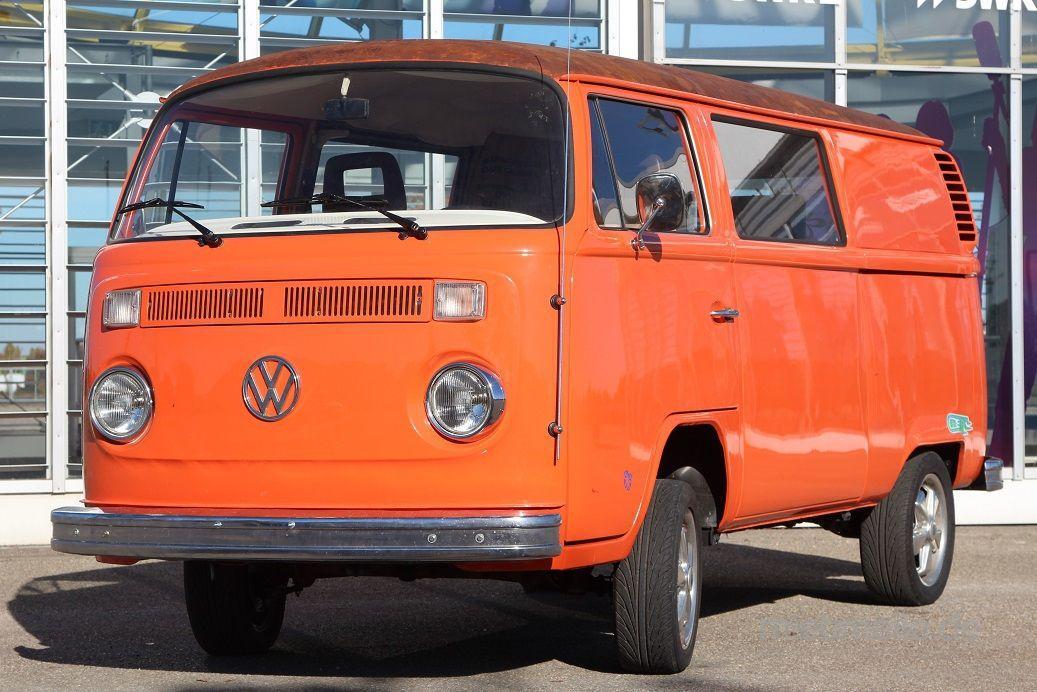 Oldtimer mieten & vermieten - VW Bus mieten in Schifferstadt