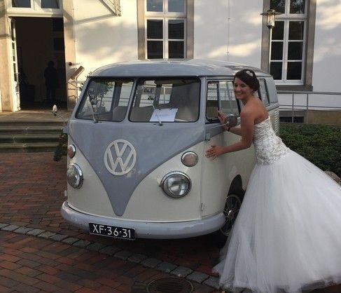Oldtimer mieten & vermieten - VW Bus T1 T2 Bulli mieten, hochzeitsauto in Bad Bentheim